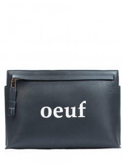 LOEWE - Клатч T Pouch Oeuf