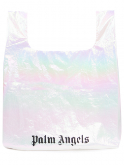 PALM ANGELS - Сумка-шопер с логотипом
